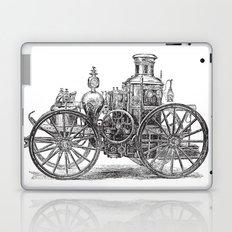 old car-I Laptop & iPad Skin
