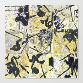 Combo Collage Canvas Print