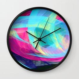 Spring Break 2016 Wall Clock