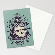 Mrs. Death Stationery Cards