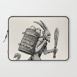 Gruss vom Krampus Laptop Sleeve