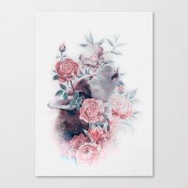 Wolf 2s Canvas Print