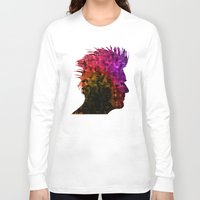 punk Long Sleeve T-shirts featuring punk by KrisLeov