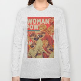Woman Power Long Sleeve T-shirt