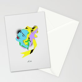 Saida, Goddess of Labor Stationery Cards