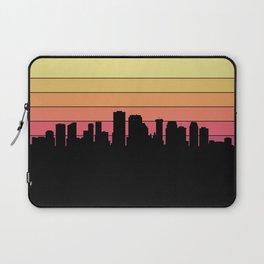 New Orleans Skyline Laptop Sleeve