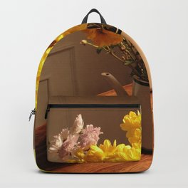 morning bouquet Backpack