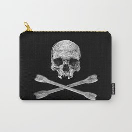 Jolly Roger Banner Carry-All Pouch