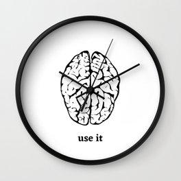 Use it Wall Clock