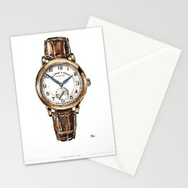 A Lange & Sohne, 1815 Watch Painting Stationery Cards