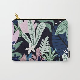 Into the jungle - midnight Carry-All Pouch