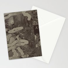 Sidewinder (A Message) Stationery Cards