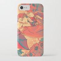 umbrella iPhone & iPod Cases featuring Umbrella by Arisu