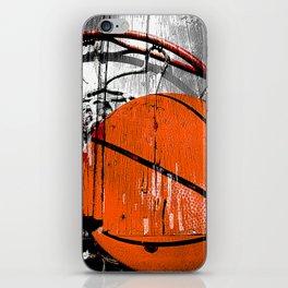 Modern Basketball version 1 iPhone Skin