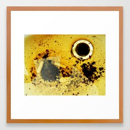Denigration Framed Art Print