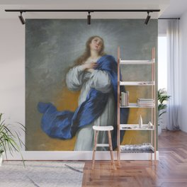 """Bartolomé Murillo """"The Immaculate Conception"""" Wall Mural"""