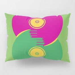Forever Music Pillow Sham