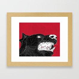 Dangerous Framed Art Print