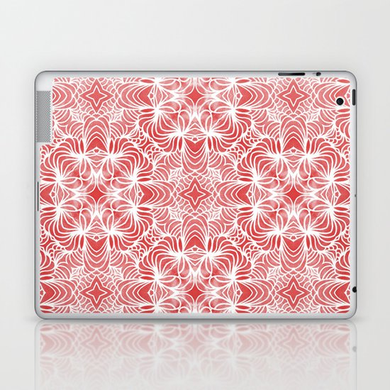 Coral Waves Laptop & iPad Skin