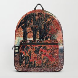 Welcome Home to Fall Backpack