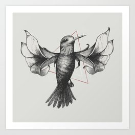 Beautiful Coexistence Art Print