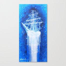 """Sea Spirit"" Canvas Print"
