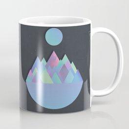 Moon Peaks Alternative Coffee Mug