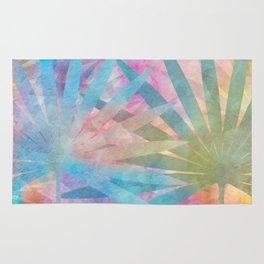 Watercolor Magic Rug