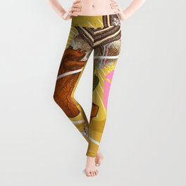 DESERT VISIONS Leggings