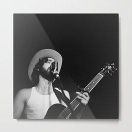 """""""Cowboy"""" Metal Print"""
