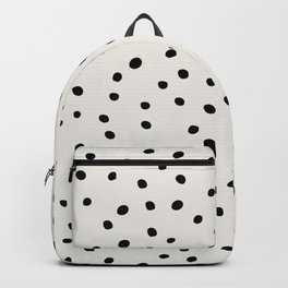 Preppy Spots Digita Drawing Backpack