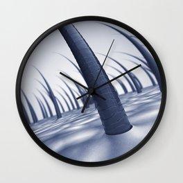 Hair growth Wall Clock
