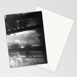 Ghostly Encounter's  Stationery Cards