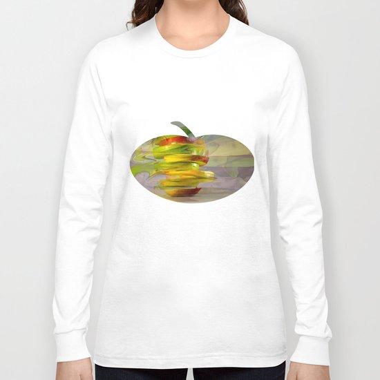 apple pyramid Long Sleeve T-shirt
