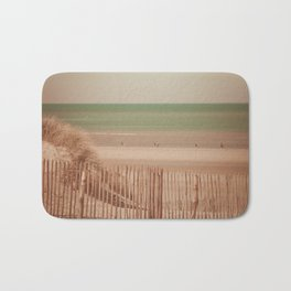 Beach dune miniature 2 Bath Mat