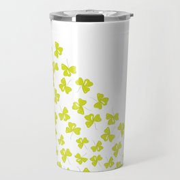 Half Clover Travel Mug