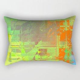 constant conflict 3a det1a Rectangular Pillow