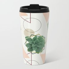 Lovely Succulents #redbubble #decor #buyart Metal Travel Mug