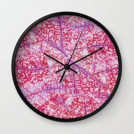 Crackles Wall Clock