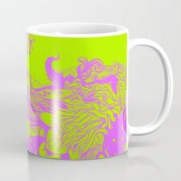 Big wave Strong Coffee Mug