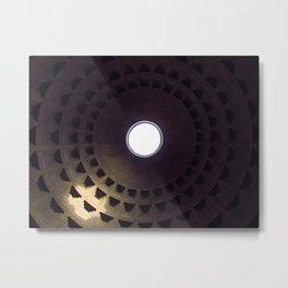 Oculus  Metal Print