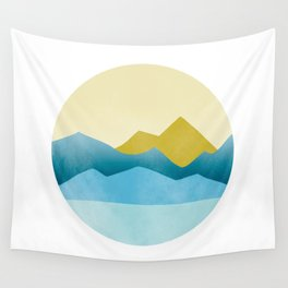 Ode to Pacific Northwest 1 Wall Tapestry