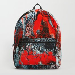 """""""Molten Embers"""" Backpack"""