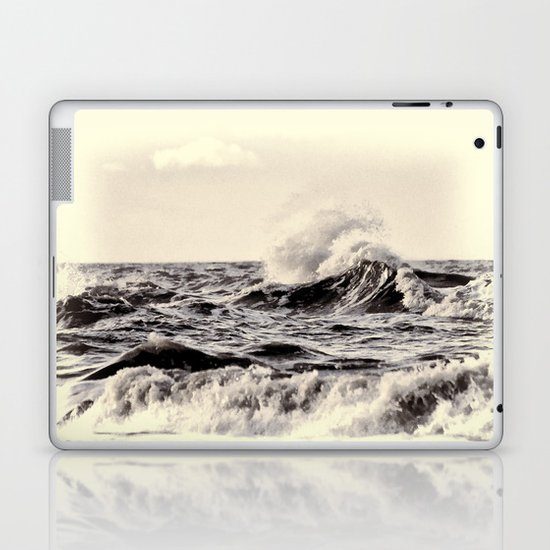At the sea Laptop & iPad Skin