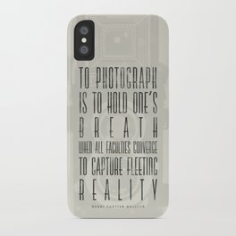 To photograph... iPhone Case