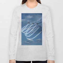 Brave Five Long Sleeve T-shirt