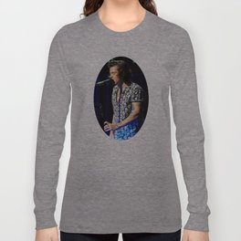 You Look So Good in Blue Long Sleeve T-shirt