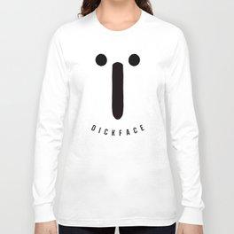 DICKFACE Long Sleeve T-shirt