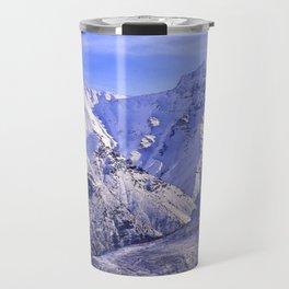 """Alcazaba 3315 meters and Vacares"" Travel Mug"
