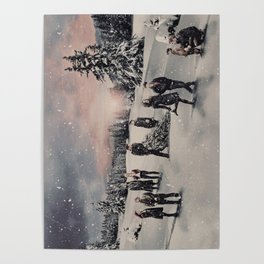 Christmas / OUAT Group Poster